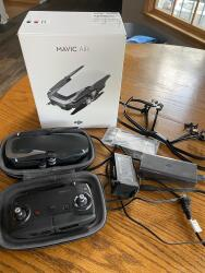 Barely used DJI Mavic Air package for sale Image