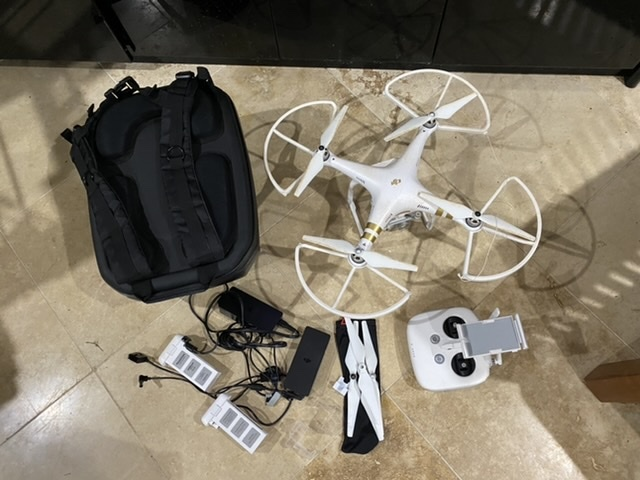 Phantom 3 Pro with all of the accessories Image #1