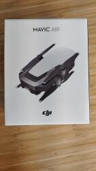 Mavic Air (Onyx Black) with remote controller + extra battery + battery car charger + polarpro shutter filters Image