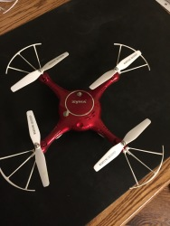 Lightly used SYMA - excellent for learning Image