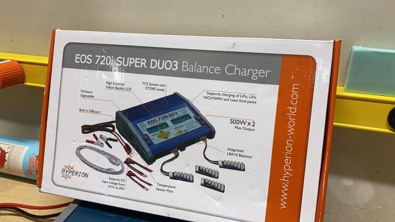 Power supply and charger Image #1