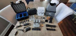 Brand New Mavic Air 2 - Fly More Package with a lot of accessories Image