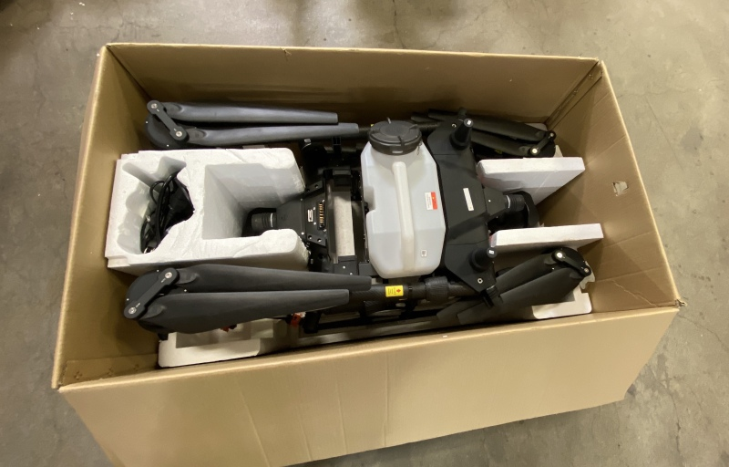 DJI Agras T16 Agricultural Spraying Drone - Like New Image #1