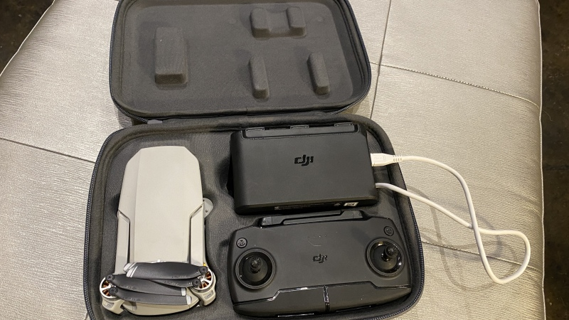 DJI Mavic Mini Fly More Combo - Everything Included Image #1