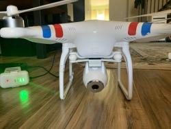 Used Phantom 2 Vision drone Image