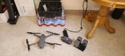 Mavic 2 Pro with Fly more kit and Hardcase  4 BATTERIES! Image #2
