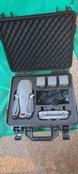 Mavic 2 Pro with Fly more kit and Hardcase  4 BATTERIES! Image #3