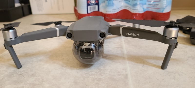 Mavic 2 Pro with Fly more kit and Hardcase  4 BATTERIES! Image #1
