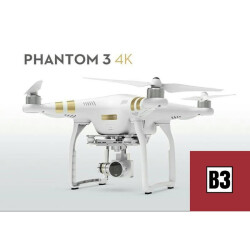 Dji phantom 3 4K brand new never used Image