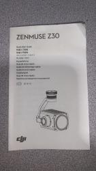 DJI Zenmuse Z30 Zoom Camera for DJI Drones 6x Digital Zoom 30x Optical Zoom Image #3