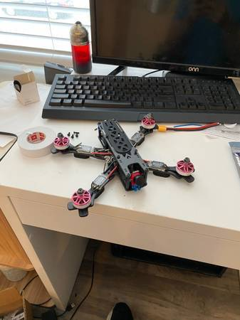 Fpv race drone OBO Image #1