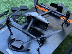 DJI Inspire 2 X5S kit (CinemaDNG and ProRes Licenses included) Image #2