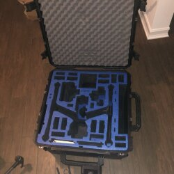 *BRAND NEW* Inspire 2 with X4s Camera and Waterproof Travel GPC Case Image #4