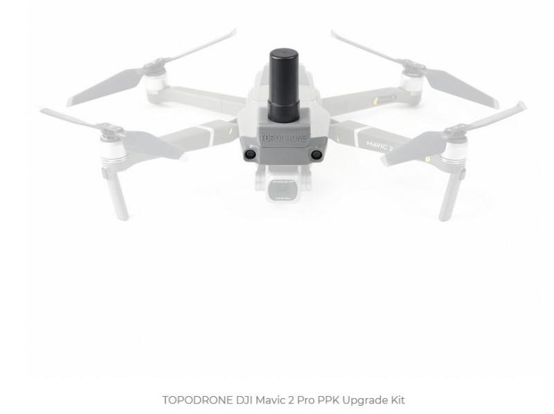 PPK/RTK Upgrade kit for Mavic 2 Pro Image #1