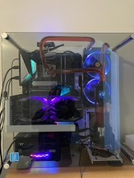 Looking to trade custom built PC for drone Image