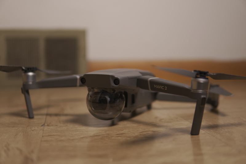 Mavic 2 Pro with Fly More Kit Image #1