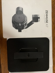DJI Zenmuse X7 Camera Gimbal Brand New! Never Registered! Never Used Image #2
