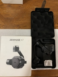 DJI Zenmuse X7 Camera Gimbal Brand New! Never Registered! Never Used Image #4