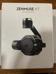DJI Zenmuse X7 Camera Gimbal Brand New! Never Registered! Never Used Image