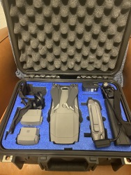 Mavic 2 Zoom Fly more combo w/ GPC Carry Case, Mavmount Image