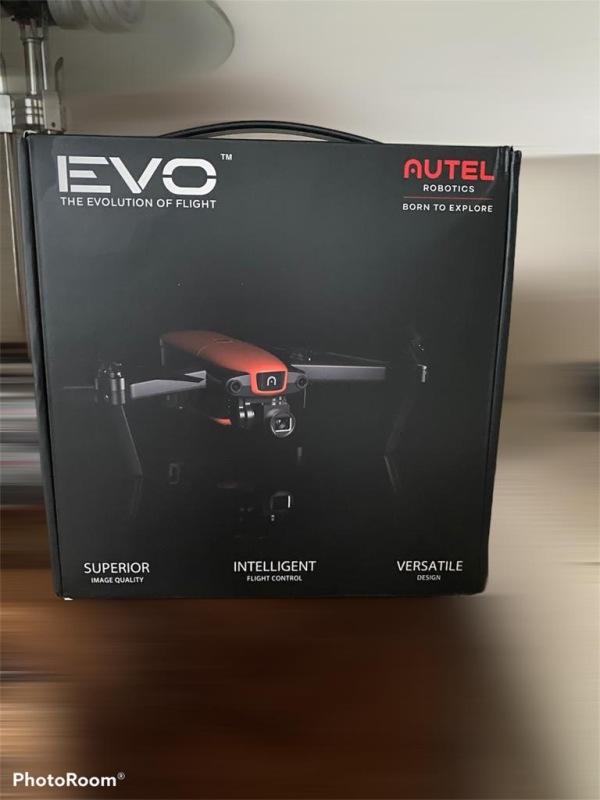 Autel Robotics Evo Drone Camera with Cinematic 4K HD Video 60FPS Foldable Remote w/ screen Image #1