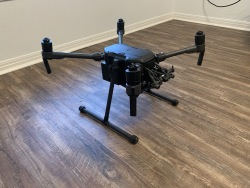 Matrice 210 V1 W/Crystal Sky and DJI X5S Camera. All Details In the Description. Image #3