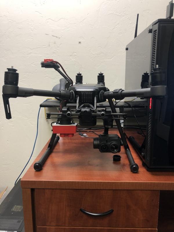DJI XT2 Thermal Camera Image #1