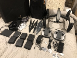 DJI Inspire 2 BUNDLE, X5S, 6X BATTERIES Image