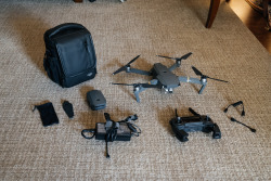 Mavic Pro + All Necessary Accessories (Lightly Used) Image