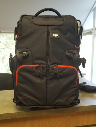 DJI Manfrotto Soft Backpack for Phantom Drones Image
