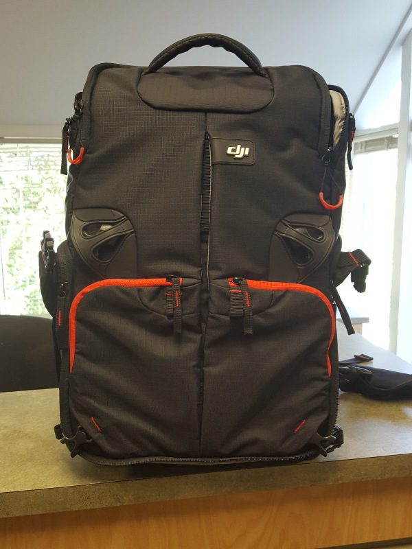 DJI Manfrotto Soft Backpack for Phantom Drones Image #1