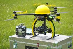 2014 lnfinite JIB Surveyor 630 UAV Mapper Image #3