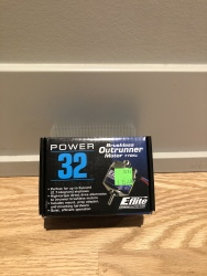E-Flite 770kV Brushless Outrunner Motor Image