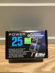 E-Flite 870kV Brushless Outrunner Motor Image