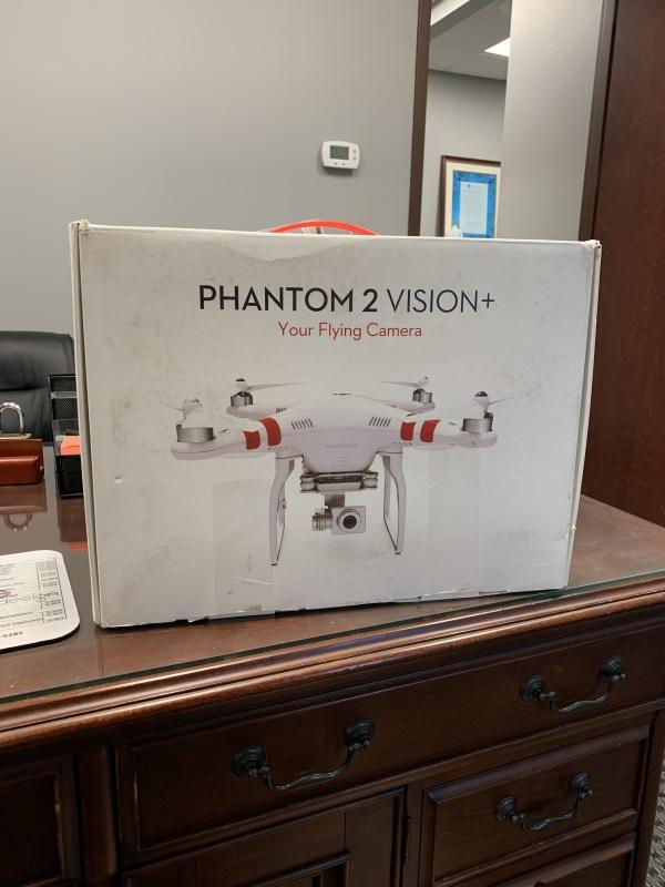 DJI Phantom 2 Vision +  - Used Image #1