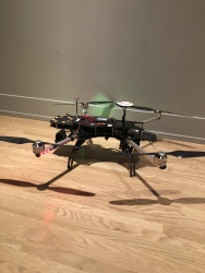 Matrix-G Quadcopter by Turbo Ace Image #3