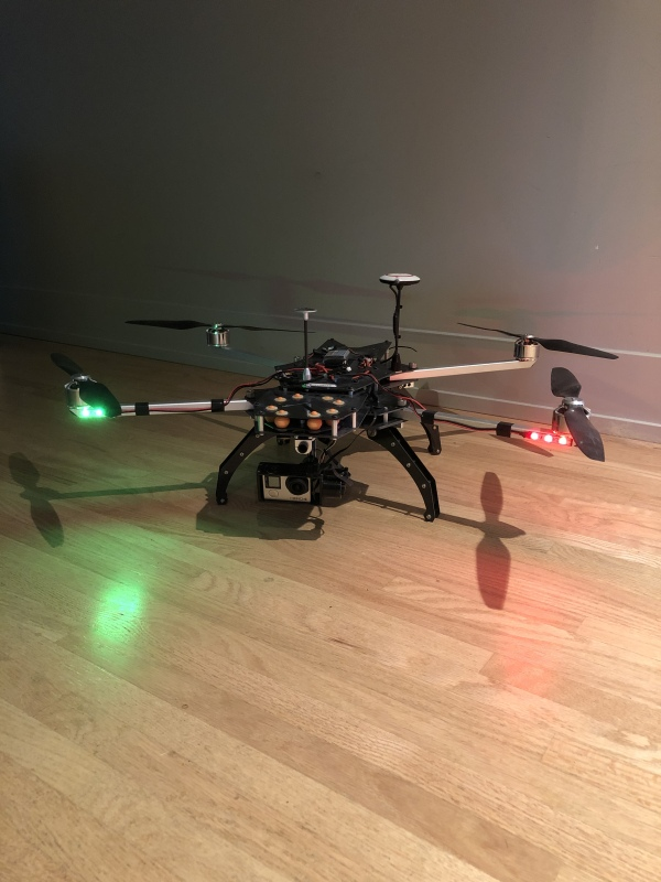 Matrix-G Quadcopter by Turbo Ace Image #1