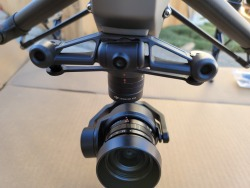 DJI INSPIRE 2 W/CENDENCE REMOTE CRYSTAL SKY ULTRA MONITOR PATCH ANTENNA ALL DJI Image