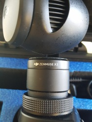 DJI Osmo with ZenMuse X3 camera and case Image #3