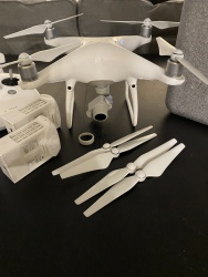 DJI PHANTOM 4 Pro | Ready to Fly Image #3