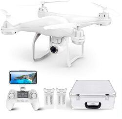 Potensic T25 Drone 1080P HD Camera RC Quadcopter FPV GPS Drones Image