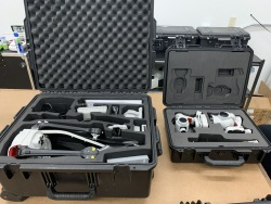 Aeryon Skyranger With Multiple Payloads and Batteries Image #3