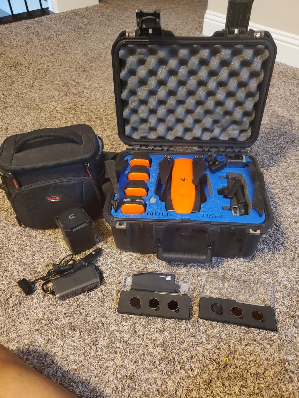 Drone and accessories Image #1