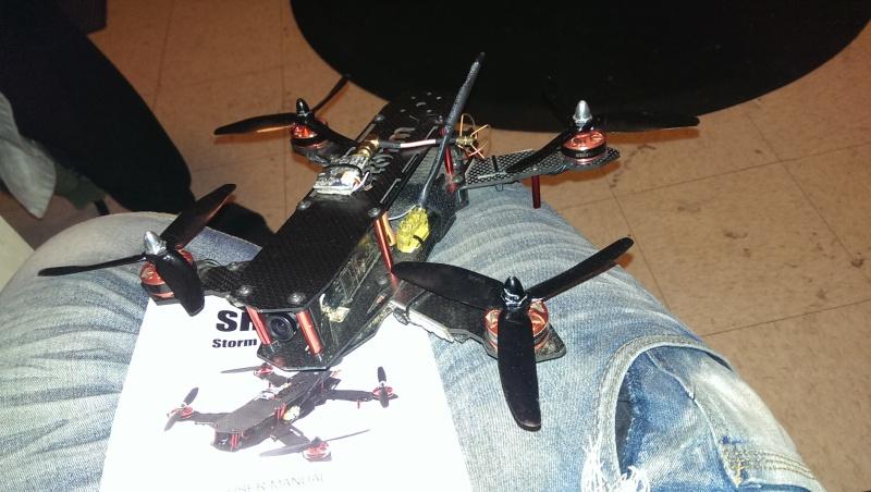 SRD250 STORM RACING DRONE V2 Image #1