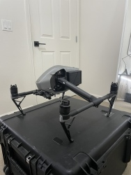 DJI INSPIRE 2 Drone & X5S camera with multiple accessories and warranty. Image #2