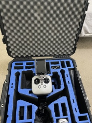 DJI INSPIRE 2 Drone & X5S camera with multiple accessories and warranty. Image #3