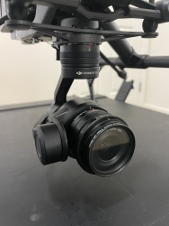 DJI INSPIRE 2 Drone & X5S camera with multiple accessories and warranty. Image