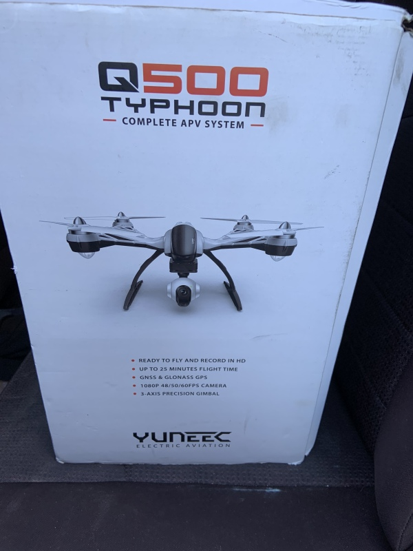 Yuneec Q500 Typhoon 4K/unused Image #1