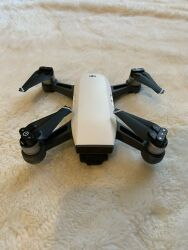 DJI Spark Fly More Combo 1080p Camera Drone - White AND EXTRA CONTROLLER Image #2