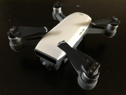 DJI Spark drone with free DJI fidget spinner and DJI keychain Image #4